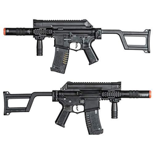 Wearable4U  5 Umarex Elite Force Amoeba AM-005 AEG Electric Automatic 6mm BB Rifle Airsoft Gun (Gen5) with Wearable4U Bundle