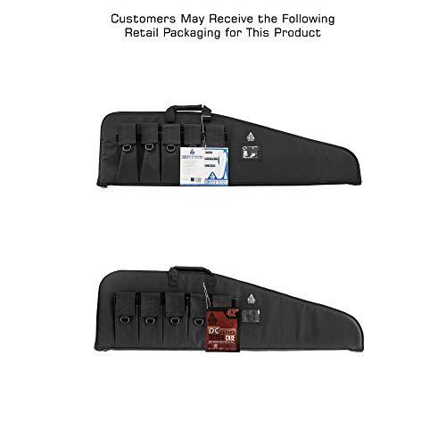 "UTG  7 42"" UTG DC Series Tactical Gun Case with Added Capacity (Black)"