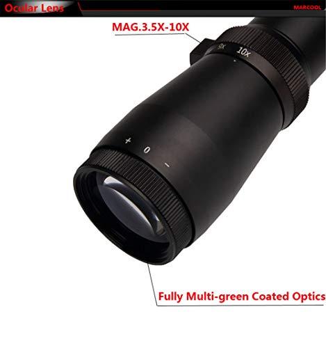 Marcool  5 Marcool ALT 6-24X50 AOIR IR Iluminator Tactical Rifle Scope Optics Optical Scope for Hunting