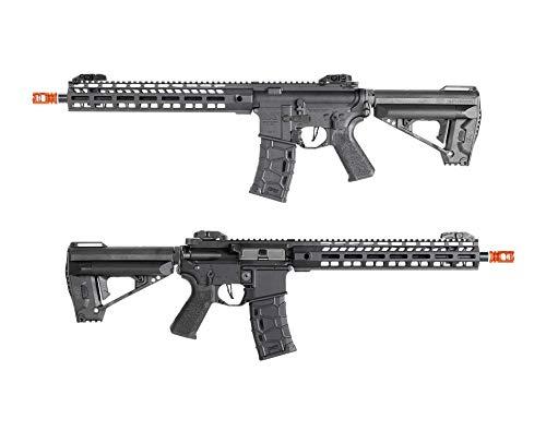 Wearable4U  2 Umarex Elite Force Avalon Saber Carbine M-LOK Gen2 AEG Electric 6mm BB Rifle Airsoft Gun with Wearable4U Bundle