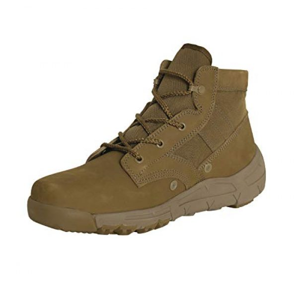 """Rothco Combat Boot 3 6"""" V-Max Lightweight Tactical Boot"""