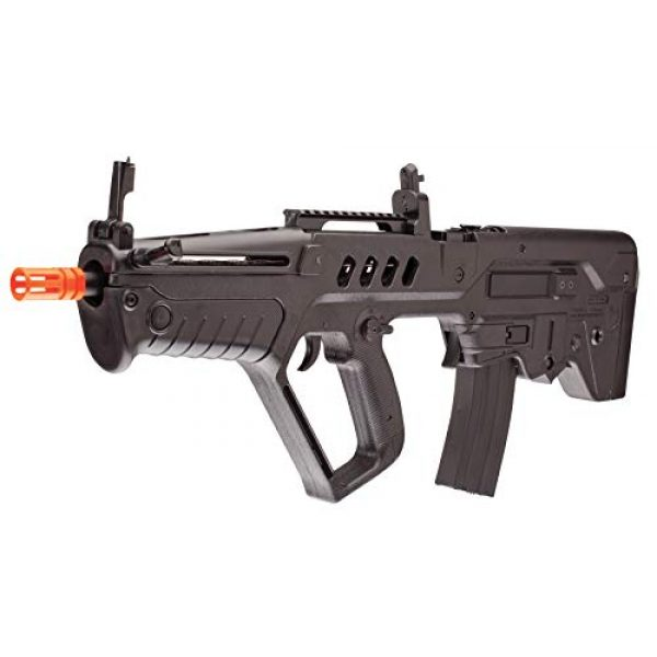Elite Force Airsoft Rifle 2 Elite Force IWI Tavor AEG 6mm BB Rifle Airsoft Gun, Black, Tavor 21 (Competition Series), One Size (2278050)