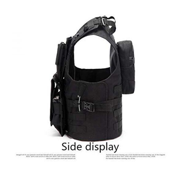 NEW VIEW Airsoft Tactical Vest 5 NEW VIEW Tactical Vests Amphibious Combat Vest