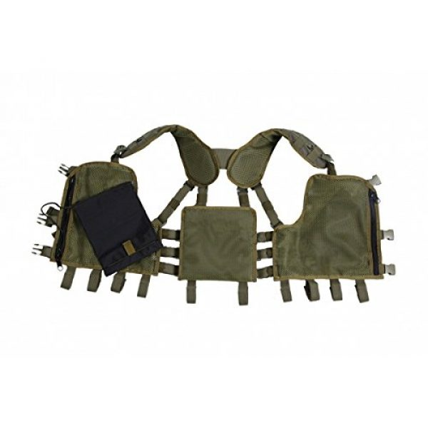SSO/SPOSN Airsoft Tactical Vest 3 SSO/SPOSN Russian Military Vest Nerpa Molle