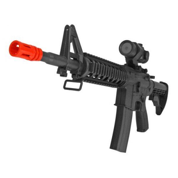 Electric Visual Airsoft Rifle 2 well m4 ris aeg electric rifle fps-250 collapsible stock airsoft gun(Airsoft Gun)