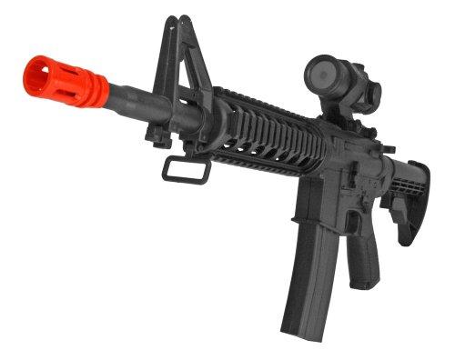 Electric Visual  2 well m4 ris aeg electric rifle fps-250 collapsible stock airsoft gun(Airsoft Gun)