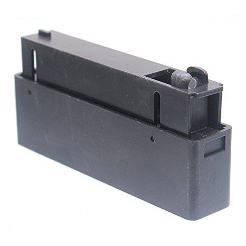 Well  2 WELL MB01 25rd Magazine for L96 Series softair (for airsoft toy only)
