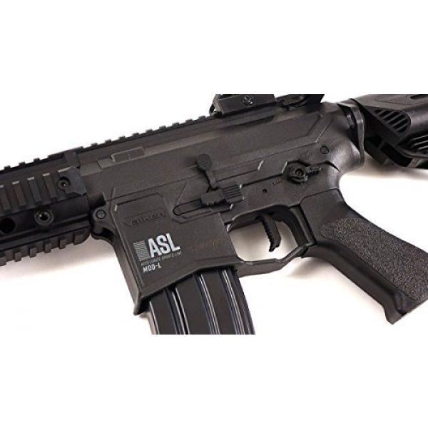 Valken Airsoft Rifle 3 Valken ASL Kilo M4 6mm AEG Airsoft Rifle - Black