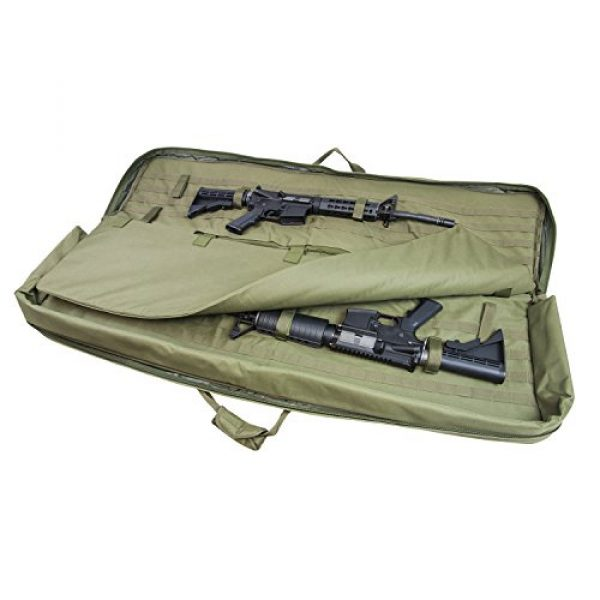 NcSTAR Rifle Case 2 NcSTAR VISM Gun Cases