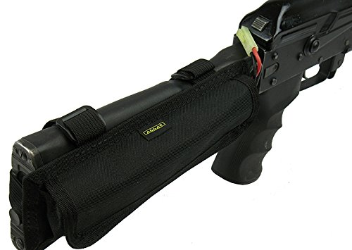 tactic.world  6 tactic.world Battery on The Butt handguard Pouch Case Paintball Airsoft Bag SVD Sniper