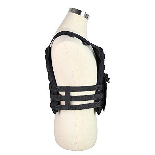 DETECH Airsoft Tactical Vest 4 DETECH Tactical JPC MOLLE Vest Military Wargame Chest Rig Hunting Vest Airsoft CS Protective Vest