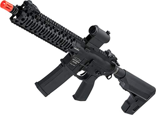 Evike  1 Evike PTS Centurion Arms CM4 with KWA AEG3 System Airsoft AEG Rifle