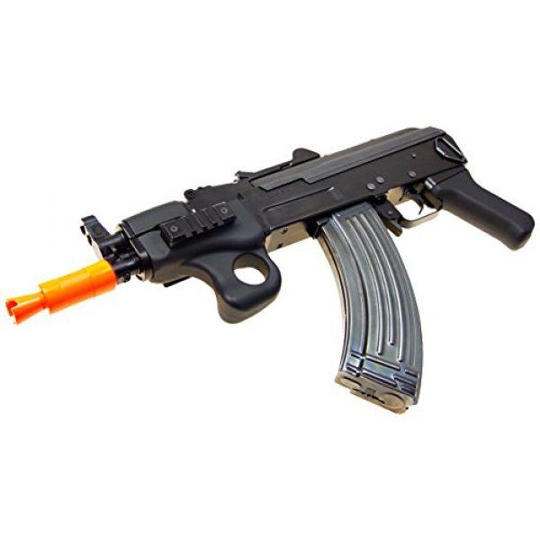 SRC Airsoft Rifle 2 src aeg-a7 krinkov semi/full auto nimah/charger included-metal gb(Airsoft Gun)