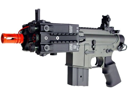 Jing Gong (JG)  1 jing gong JG m4 ptl aeg airsoft rifle(Airsoft Gun)