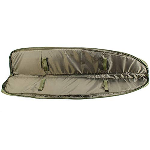 "Loaded Gear Rifle Case 2 Loaded Gear 48"" Tactical Rifle Soft Rifle Gun Bag Case, Brown (Green)"