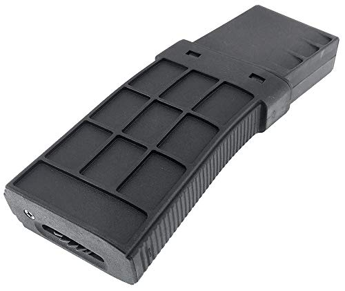 SportPro  7 SportPro CYMA 450 Round Polymer Thermold Waffle High Capacity Magazine for AEG M4 M16 Airsoft - Black