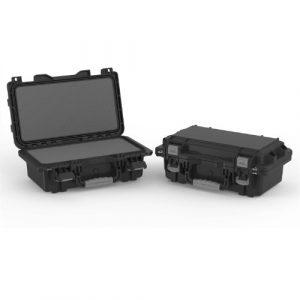 Plano Pistol Case 1 Plano 109150 Mil-Spec Field Locker Single Pistol Case, Black, Large