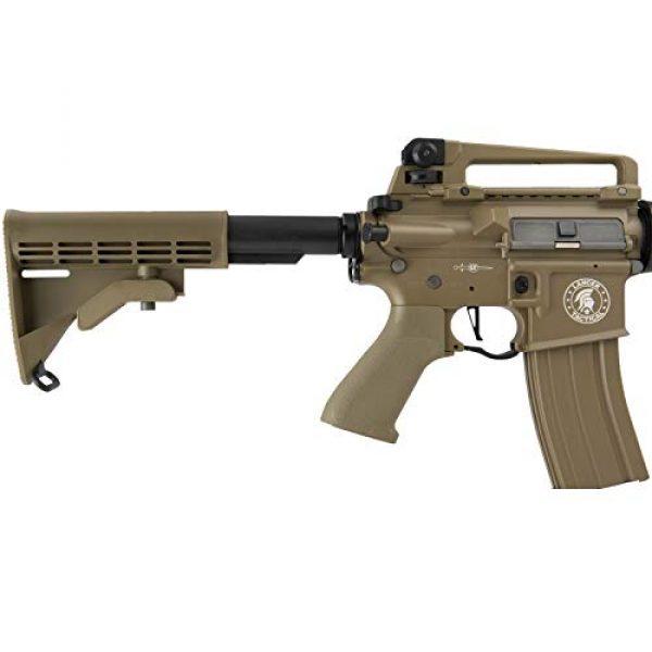 Lancer Tactical Airsoft Rifle 5 Lancer Tactical M933 Commando Proline Airsoft AEG Low FPS TAN