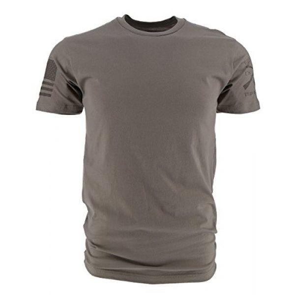 Grunt Style Tactical Tshirt 2 Ghost Basic Crew Men's T-Shirt