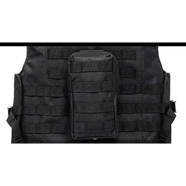 BGJ Airsoft Tactical Vest 7 BGJ Tactical Vest Airsoft Military Tactical Vest Molle Combat Attack Onboard Tactical Vest CS Outdoor Clothing Hunter Tactical Vest