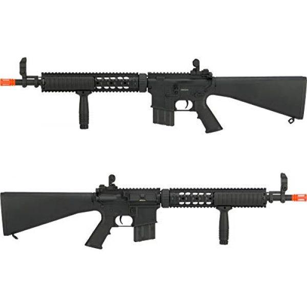 Evike Airsoft Rifle 3 Evike Airsoft - A&K Mk12 SPR Airsoft AEG Sniper Rifle (Model: SPR Mod 1)