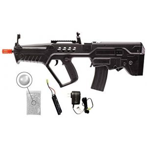 Wearable4U Airsoft Rifle 1 Wearable4U Umarex Elite Force IWI Tavor 21 (Competition Series) AEG Electric 6mm BB Rifle Airsoft Gun Bundle