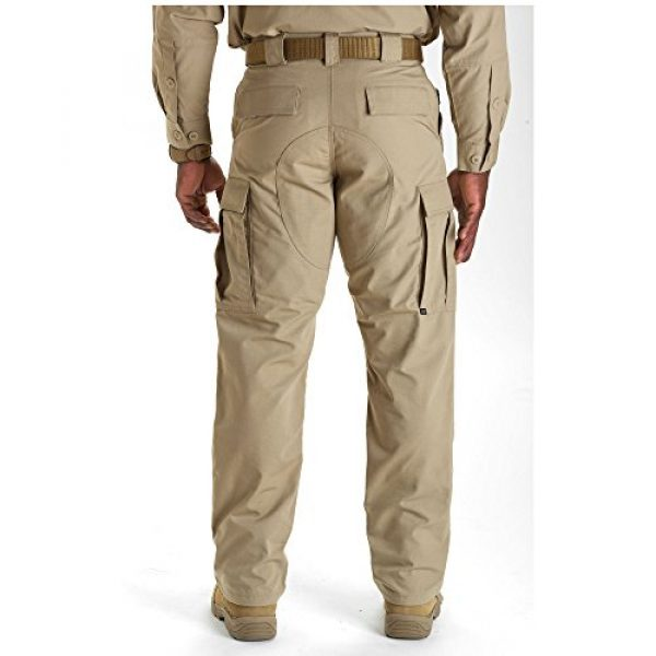 5.11 Tactical Pant 3 Tactical Ripstop TDU Adjustable Lightweight Style 74003 Work Pants Multi Cam 1 Pack