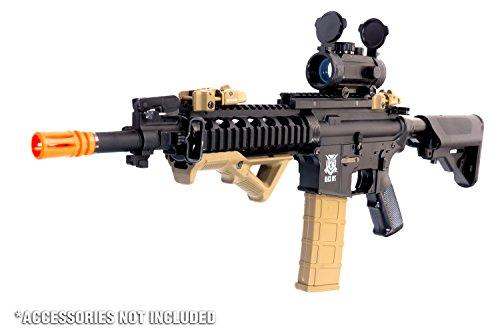 Black Ops  2 Black Ops M4 Diamondback Airsoft AEG Rifle - Automatic Airsoft - Shoot .20 .25