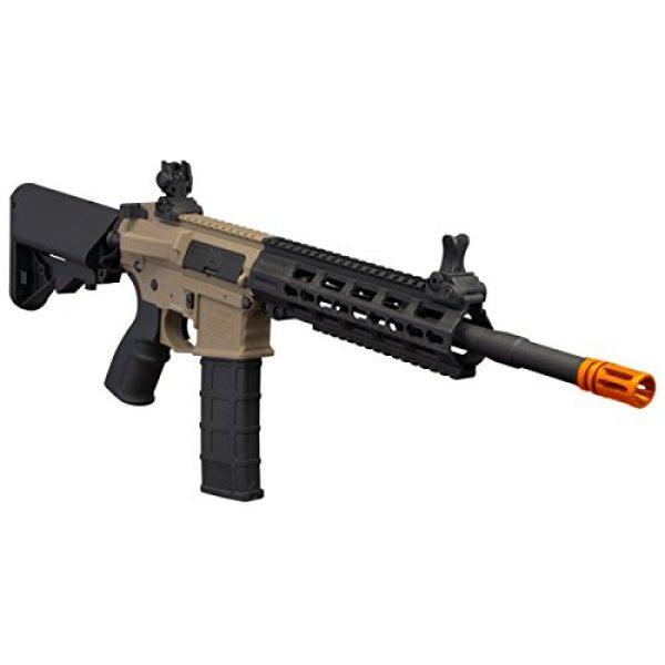 """Hsa Airsoft Rifle 3 Hsa Tippmann Commando 14.5"""" 6mm AEG Carbine (Battery & Charger) - TAN"""