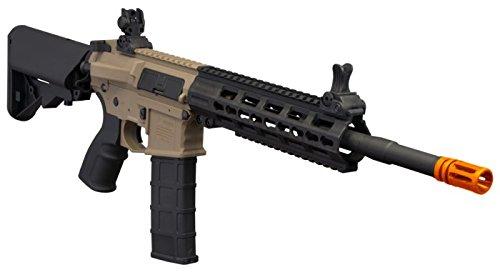 "Hsa  3 Hsa Tippmann Commando 14.5"" 6mm AEG Carbine (Battery & Charger) - TAN"