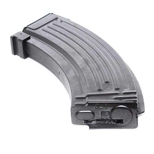 Airsoft Shopping Mall  2 Airsoft Shooting Gear APS 3pcs 500rd Hi-Cap Mag Magazine for CYMA ICS Marui JG AK AEG Black