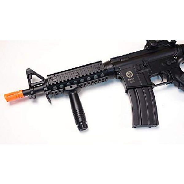 Umarex Airsoft Rifle 2 Umarex Tactical Force M4 CQB KIT Black