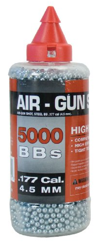 Swiss Arms  1 Soft Air Swiss Arms Steel BB's .33 gram 5