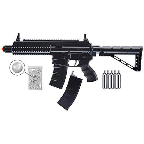Wearable4U Airsoft Rifle 1 Umarex Tactical Force TF CQB 6mm BB Standard Action Rifle Airsoft Gun Airgun with Wearable4U Bundle
