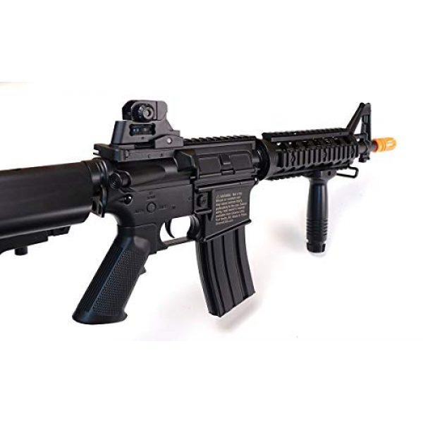 Umarex Airsoft Rifle 5 Umarex Tactical Force M4 CQB KIT Black