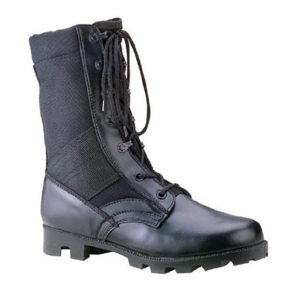 Rothco Combat Boot 1 Ultra Force GI Speedlace Jungle Boot Black, 7