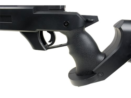 Well  5 Well awn aps2 spring sniper airsoft rifle w/ bi-pod & scope(Airsoft Gun)