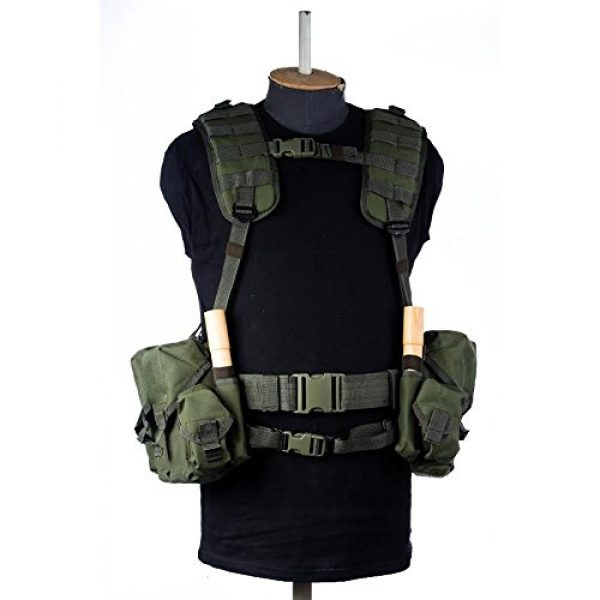 NANA Airsoft Tactical Vest 4 Russian Military Belt system M1 by ANA