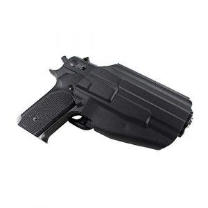 PG  1 PG Heavy Duty Tactical Handgun Holster Pistol Gun Holster for G19 23 38 H&K 45 USP Ruger 9e
