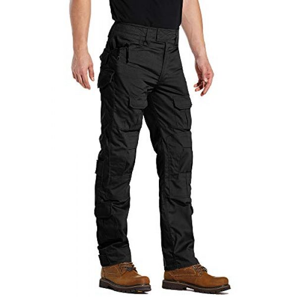 AKARMY Tactical Pant 4 Men's Military Tactical Pants Casual Camouflage Multi-Pocket BDU Cargo Pants Trousers