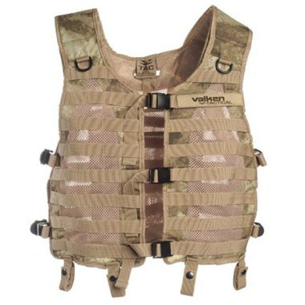 Valken Airsoft Tactical Vest 1 Valken V-TAC Tango II Paintball Vest - ATACS AU - X4X5