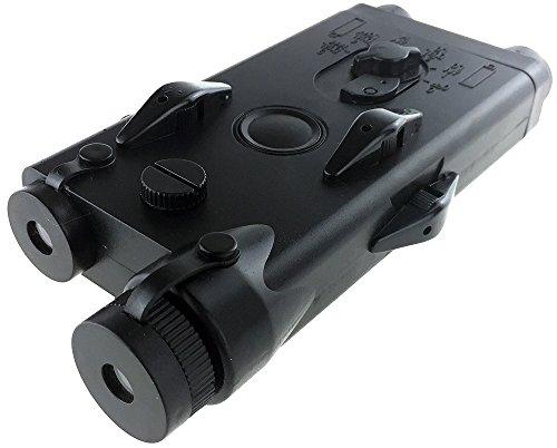 SportPro  1 SportPro Dboys Polymer PEQ-II Style Dummy Battery Box Type B for AEG Airsoft - Black