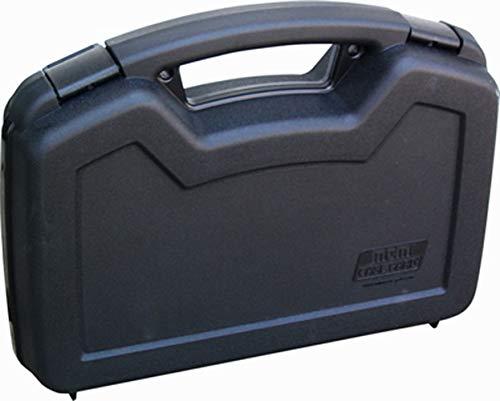 MTM Pistol Case 1 MTM 805-40 Single Pistol Handgun Case (Black)