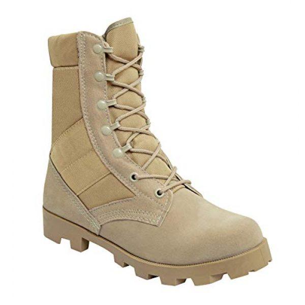 Rothco Combat Boot 2 G.I. Type Speedlace Desert Tan Jungle Boot