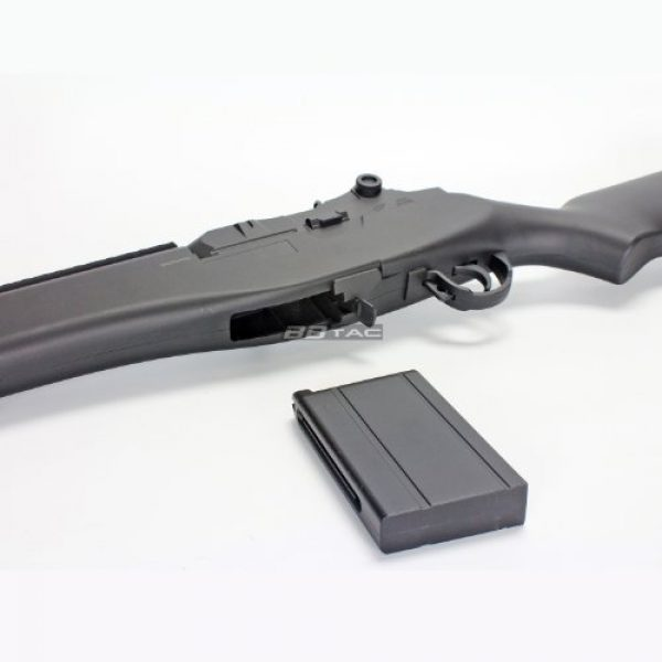 BBTac Airsoft Rifle 7 BBTac m305p airsoft gun m14 ris full sized spring airsoft rifle with scope with warranty(Airsoft Gun)