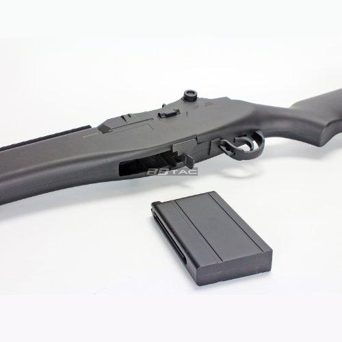 BBTac  7 BBTac m305p airsoft gun m14 ris full sized spring airsoft rifle with scope with warranty(Airsoft Gun)