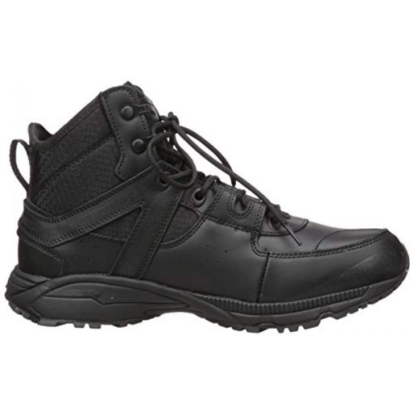 "BLACKHAWK Combat Boot Polish 7 BLACKHAWK! Trident Ultralite 6"" Tactical Boots Leather/Nylon Men's"