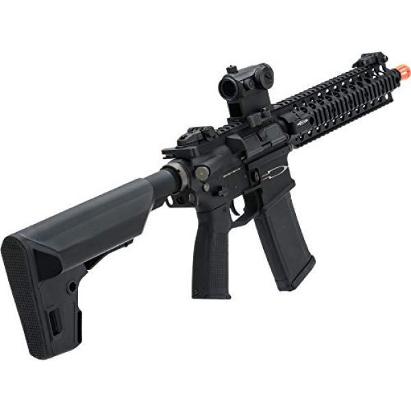 Evike Airsoft Rifle 2 Evike PTS Centurion Arms CM4 with KWA AEG3 System Airsoft AEG Rifle