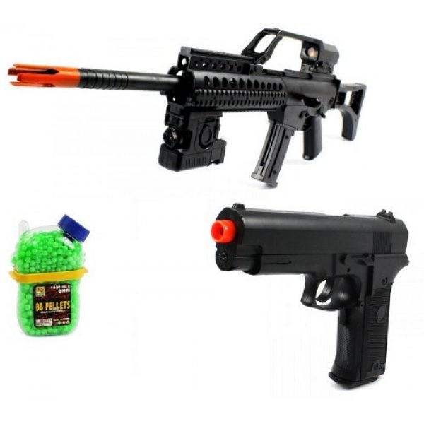 Velocity Airsoft Airsoft Rifle 1 Arms Combat Force R36K Spring Airsoft Gun