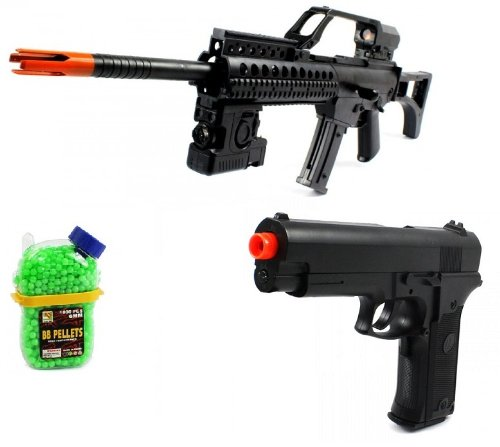 Velocity Airsoft  1 Arms Combat Force R36K Spring Airsoft Gun